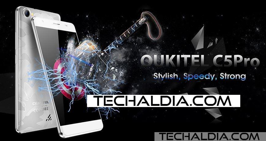 oukitel c5 pro portada techaldia.com