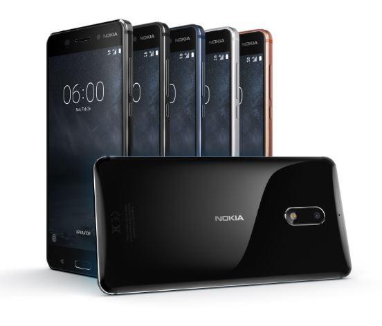 Nokia 6 portada
